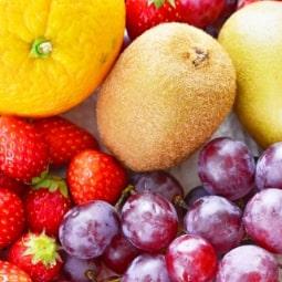 季節の果物盛り合わせ